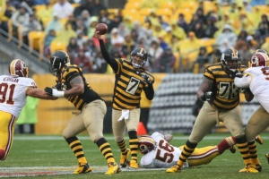 NFL: Washington Redskins at Pittsburgh Steelers