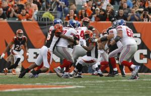 Sack vs Giants