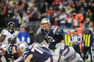 Brady to OL