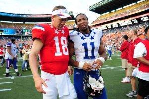 Larry & Peyton