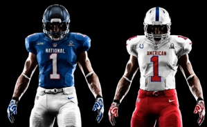 pro bowl 2013 uniforms
